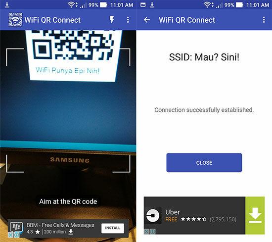 Cara Konek Wifi Tanpa Password Png