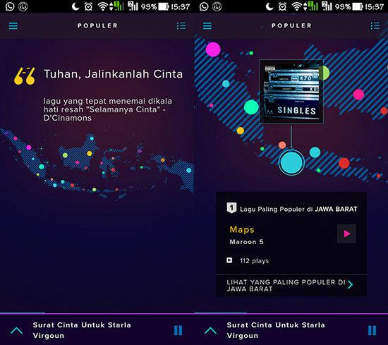 Cara Streaming Musik Gratis Tanpa Kuota Di Android Dan Ios
