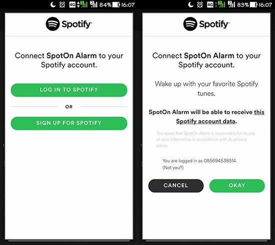 Cara Ubah Spotify Jadi Alarm 2