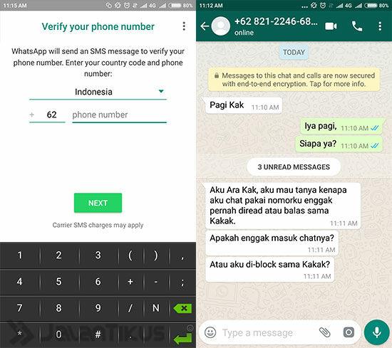 Cara Chat Dengan Orang Yang Blokir Kita Di Whatsapp 2