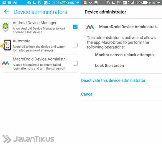 Cara Menghapus Virus Iklan Di Android 2