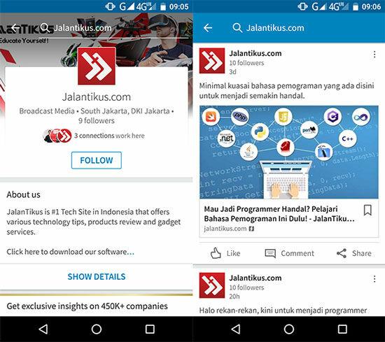 Akun Media Sosial Jalantikus 2