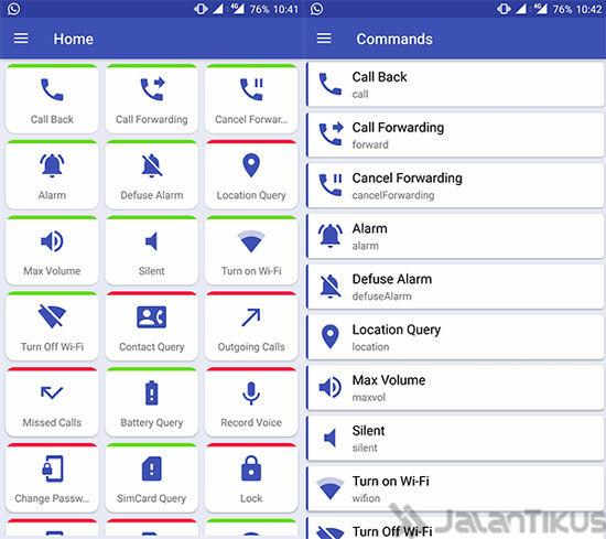 Cara Mengendalikan Android Dari Jarak Jauh Dengan Sms 2