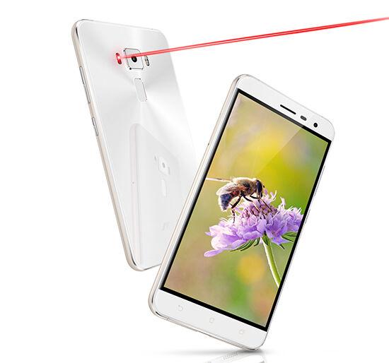 Kamera Asus Zenfone 3