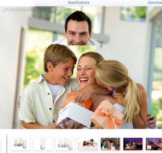 Photoshop Terburuk Yang Pasti Bikin Mata Kamu Sakit Kasian Banget Ayahnya