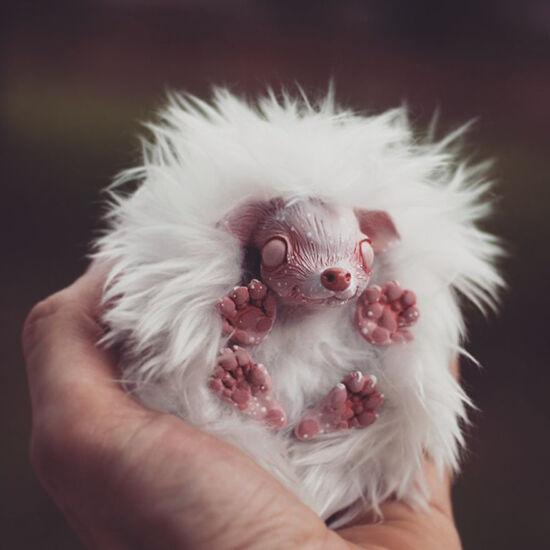 Foto Boneka Hewan Fantasi Lucu Dan Menyeramkan 22