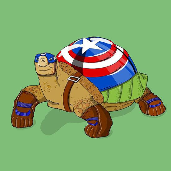 Hewan Superhero 1