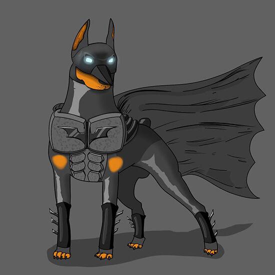 Hewan Superhero 10