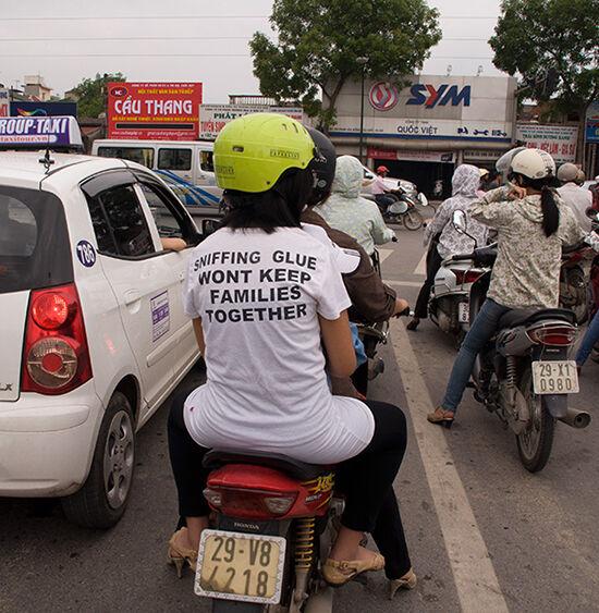 Foto T Shirt Aneh Bahasa Inggris 23