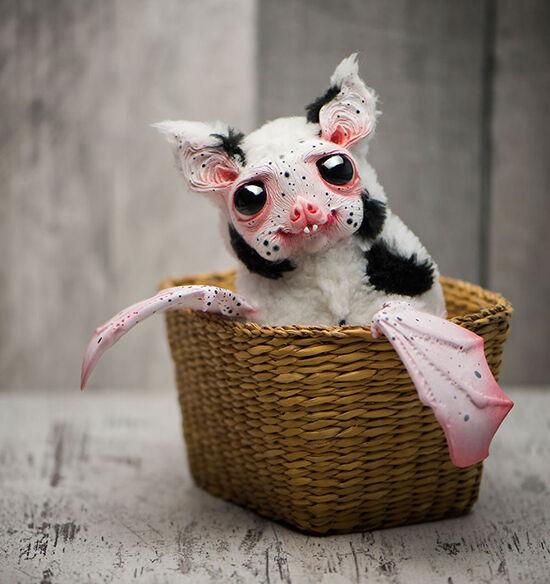 Foto Boneka Hewan Fantasi Lucu Dan Menyeramkan 15