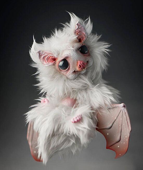 Foto Boneka Hewan Fantasi Lucu Dan Menyeramkan 14