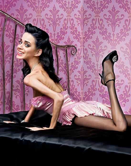 Foto Seksi Artis Hollywood Jadi Super Kocak Hasil Kontes Photoshop 13