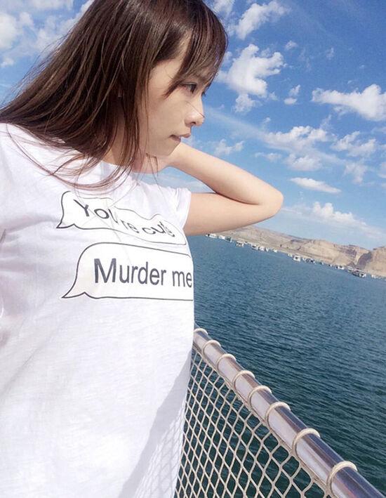 Foto T Shirt Aneh Bahasa Inggris 11