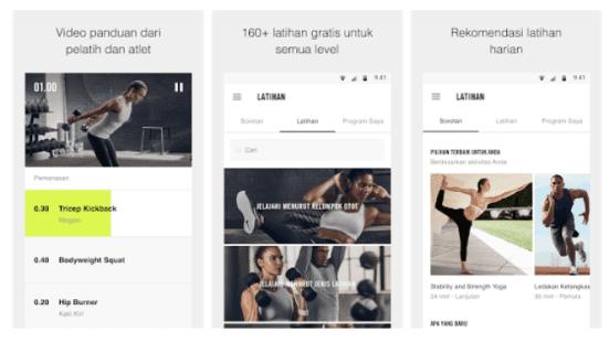 Aplikasi Kesehatan Di Android Nike Boomjpg