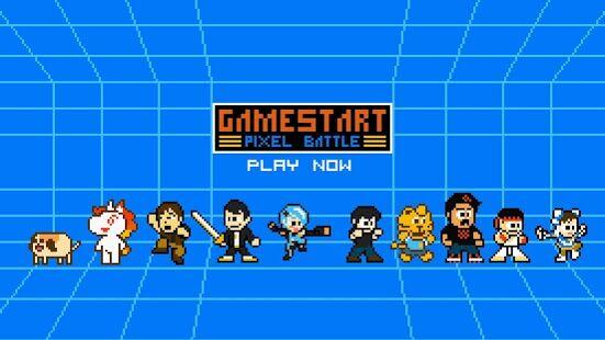 GameStart Pixel Battle 81304