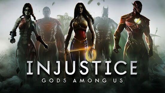 Injustice Gods Among Us 7becb