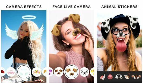 FaceArt Selfie Camera A23ea