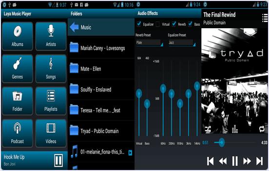 Aplikasi Pemutar Musik Terbaik Android 15