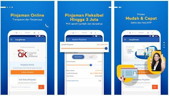 Aplikasi Pinjaman Online Dengan Bunga Rendah 9aceb