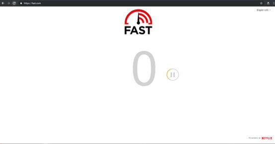 Cara Mengecek Kecepatan Internet Fast Com 38308