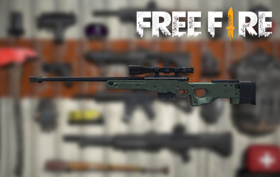 Senjata Terbaik Di FreeFire Awm B209e