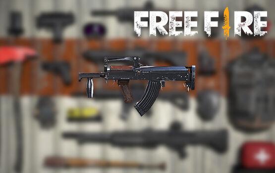 Senjata Terbaik Di FreeFire Groza B7071