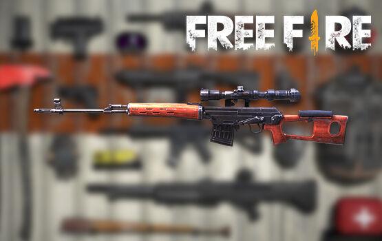 10 Senjata Tersakit dan Terbaik di FreeFire (Pasti BOOYAH