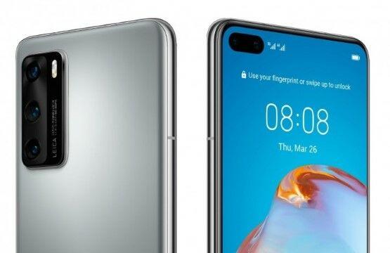 Huawei P40 Ca1a2