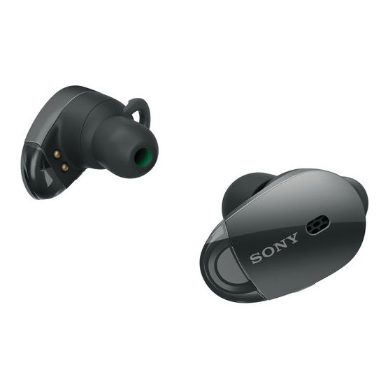 Earphone Wireless Terbaik 5 Sony Wf1000x B Wireless Ce3d0