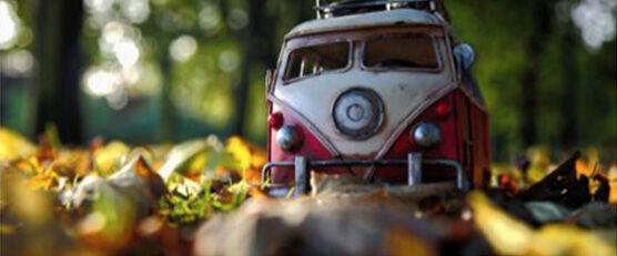 Foto Miniatur Motor Mobil 03