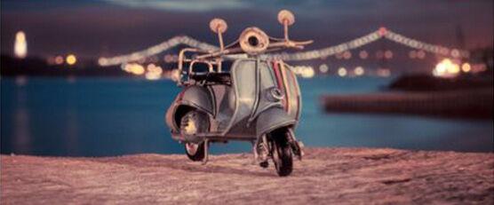 Foto Miniatur Motor Mobil 04