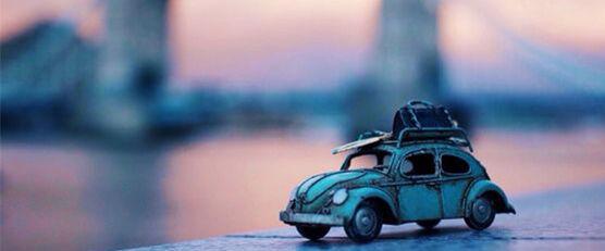Foto Miniatur Motor Mobil 10