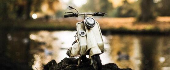 Foto Miniatur Motor Mobil 11