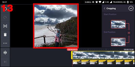Cara Edit Foto Bergerak 13 D3d4d