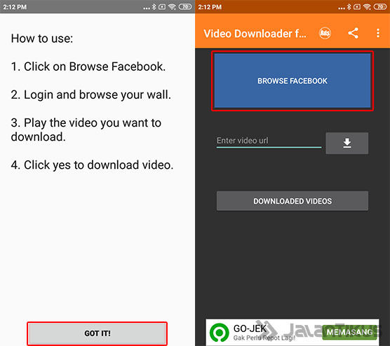 Download Video Facebook Android 01 25851