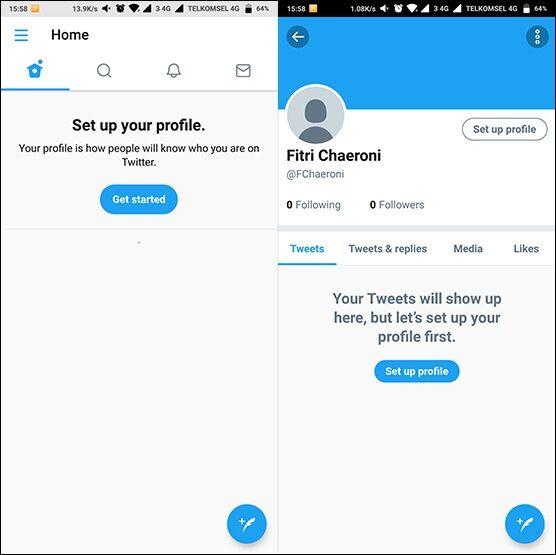 Cara Buat Akun Twitter 6 E769a