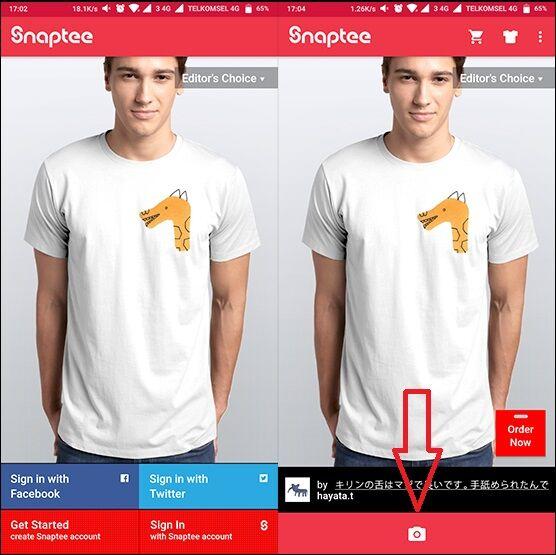 Cara Desain Baju Kaos Distro Di Hp 1 E608a