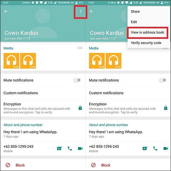 2 Cara Menghapus Kontak Wa Di Semua Hp Android Jalantikus Com