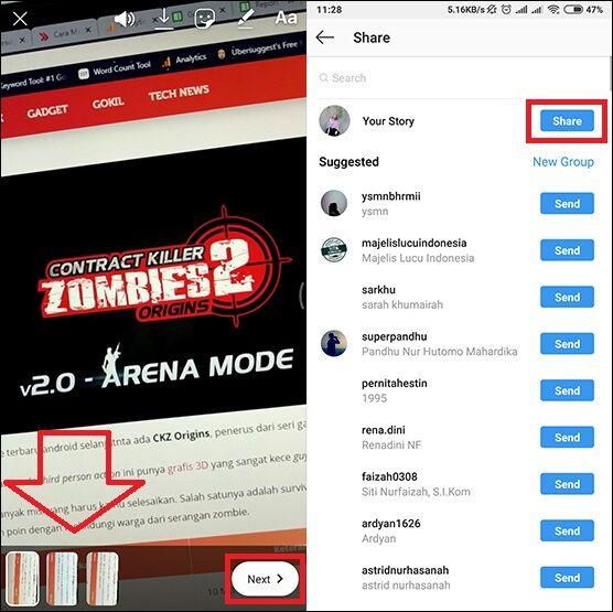 Cara Upload Instagram Stories Lebih Dari 15 Detik 2 A4983