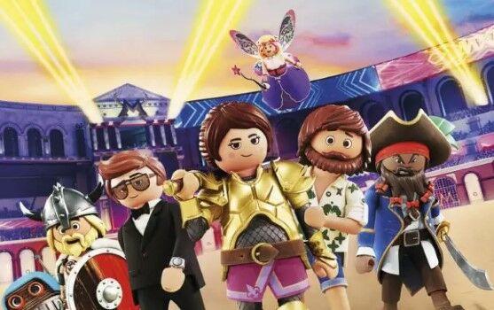 Animasi Gagal Playmobil The Movie F392f
