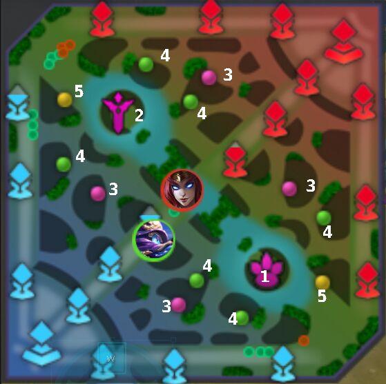 Penjelasan Map Mobile Legend 03b74