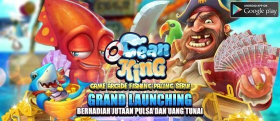 Ocean King Banner2