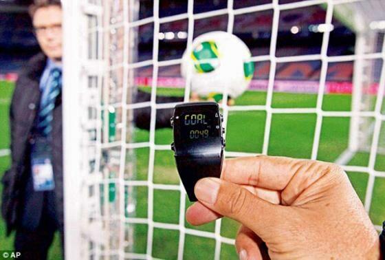Goal Ref System