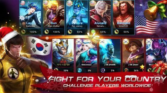 Mobile Legends: Bang bang, Game DotA Untuk HP Android RAM ...