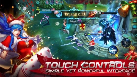 Mobile Legends: Bang bang, Game DotA Untuk HP Android RAM Di Bawah 1 ...