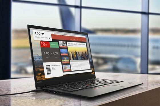 1. Lenovo ThinkPad X1 Carbon - Rp 19 Juta
