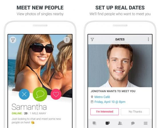 clover dating app free Clover is the fastest way to meet new people on your iphone forget needing to use multiple dating apps, clover is the only free dating app you'll ever need.