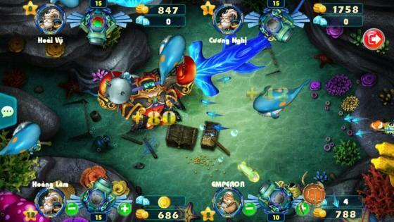 Ocean King: Fishing Arcade, Game Terbaru yang Punya Banyak