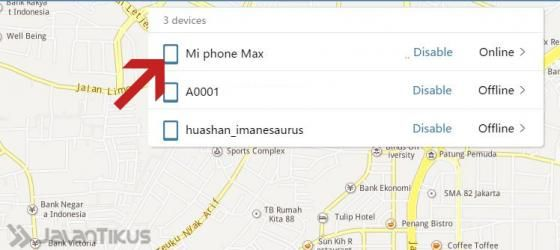 Cara Melacak Lokasi Smartphone Xiaomi yang Hilang atau