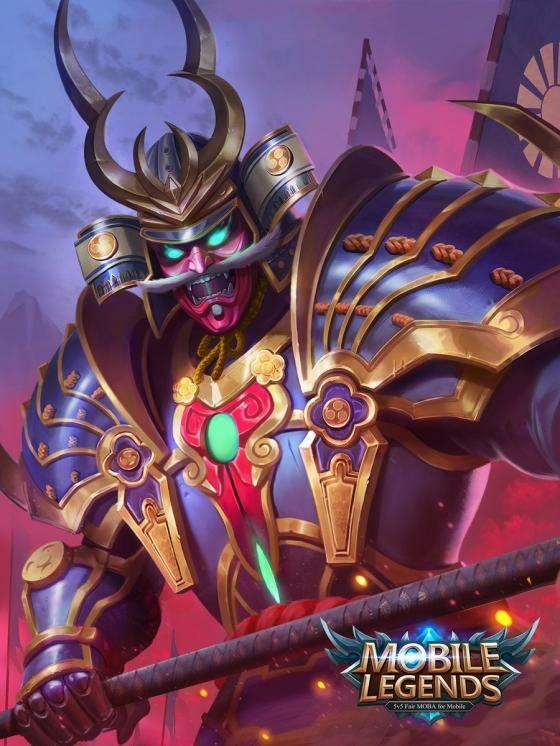Wallpaper-Mobile-Legends-Alpha-Onimusha-Commander